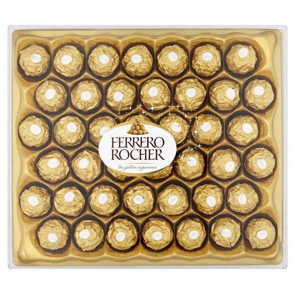 Ferrero Rocher, 42 Pieces, 525 g