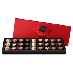 The Valentine Sleekster Chocolate Box