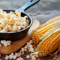 Popping sweetcorn - Robust - SimplySeeds