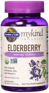 Garden Of Life Elderberry Immune Gummy