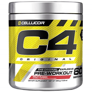 Cellucor C4 Original Pre Workout Powder Energy Drink Supplement For Men & Women with Creatine