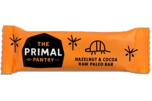 Primal Pantry Hazelnut & Cocoa Raw Paleo Bar