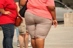 Overweight women. Their weight might be better managed by taking ginger.