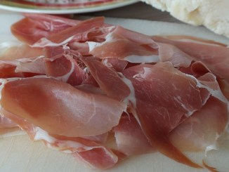 Ham. A food where alternatives to phosphates are constantly requested.