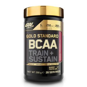 Optimum Nutrition Gold Standard BCAA Powder Branch Chain Amino Acids Supplement with Vitamin C, Wellmune and Electrolytes for Intra Workout Support,...