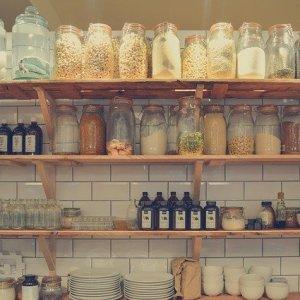 Bulk Food Storage