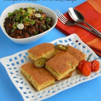 Jalapeno Cheddar Cornbread Recipe Without Eggs