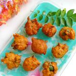 Instant Wheat bonda in 5 mins