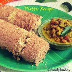 Easy Puttu Recipe (kerala style)