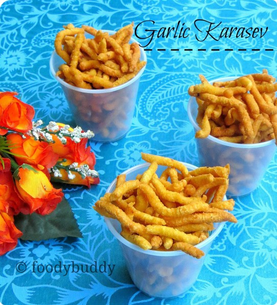 Spicy Garlic Karasev Recipe