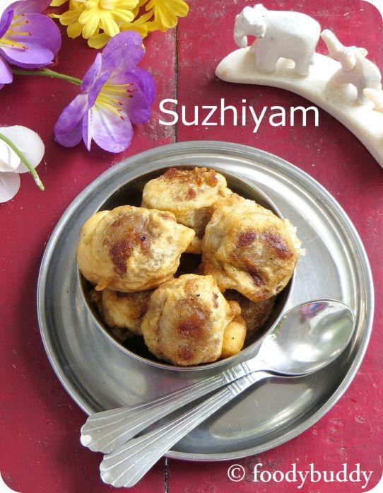 easy suzhiyam / suzhiyam recipe