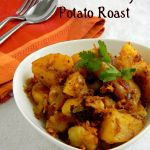 potato roast chettinadu style