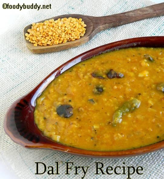 basic dal recipe using toor dal