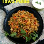 easy tawa pulao recipe