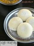 Samai Idli Recipe / Little Millet Idli / Millet Idly
