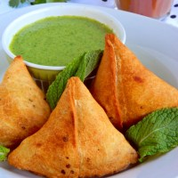 Samosa Recipe / Aloo Mutter Samosa (Punjabi Style)