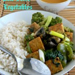 stir fried vegetable