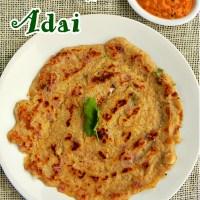 Barley Adai Recipe / Barley Indian Recipe