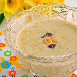 Godhumai Rava Semiya Payasam Recipe / Cracked Wheat Payasam