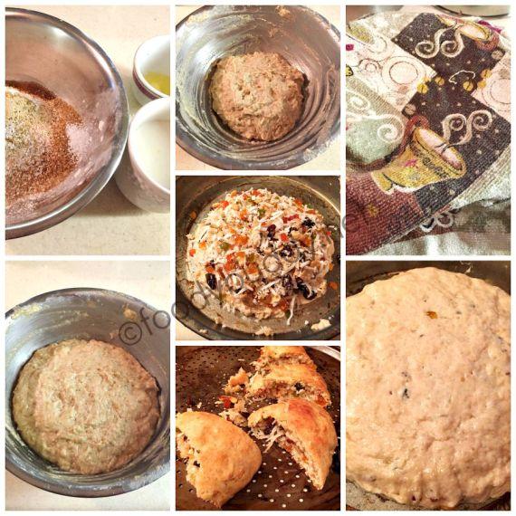 bakery style thengai bun recipe