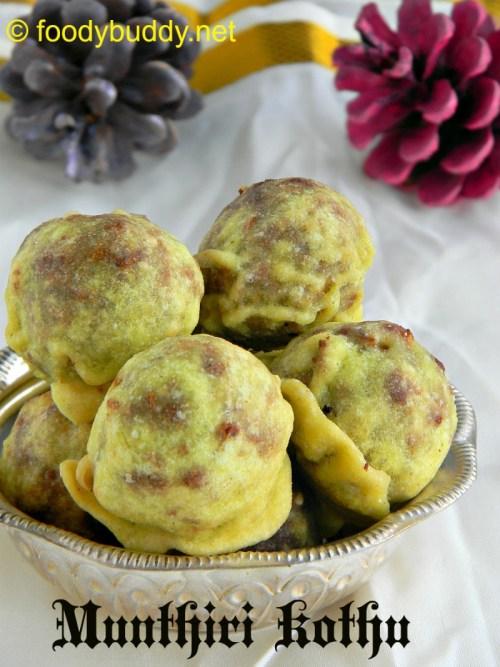 easy munthiri kothu recipe