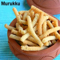 South Indian Pottukadalai Murukku / Roasted chana dal murukku recipe