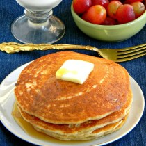 easy eggless pancakes recipe