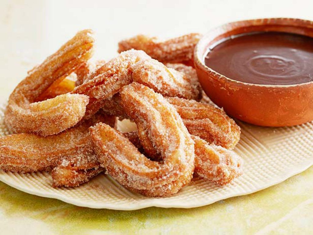 Tasty Mexican Churros Recipe Food You Should Try