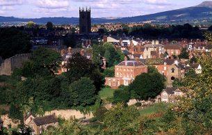 An historic town