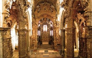Porto S-Fransico church