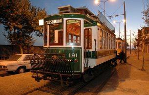 Porto tramcar. Photo - Porto Convention and Visitors Bureau