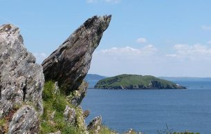 Looe island