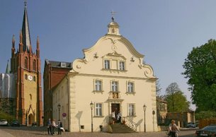 altes-Rathaus Werder Havel © TMB Fotoarchiv