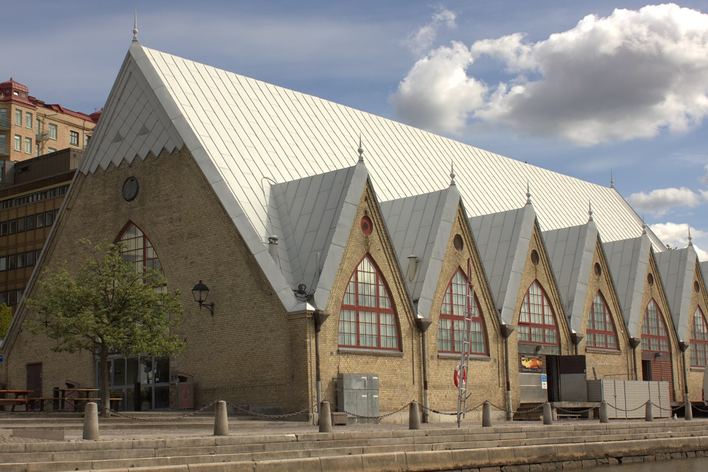 Gothenburgs Feskekörka Fish Church