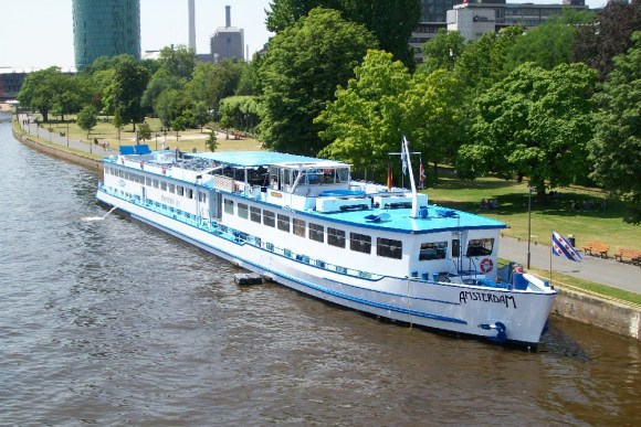 The River Cruise Line - ship