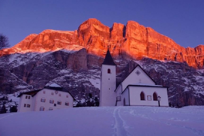 Alta Badia Chiesetta S. Croce
