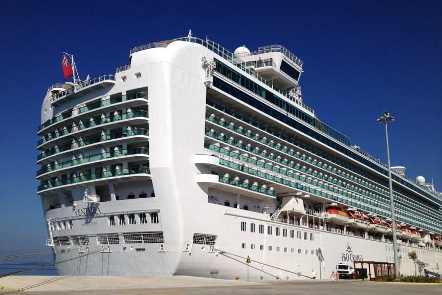 PO cruise ship