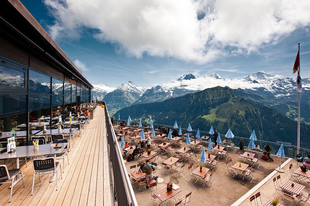 berg restaurant