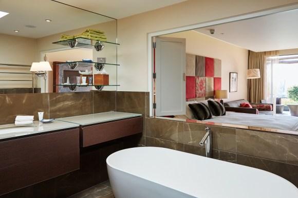 Ockenden Manor spa room