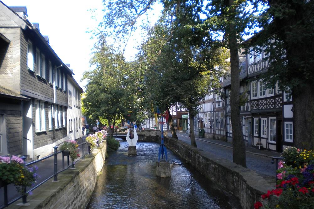 Centre of Goslar