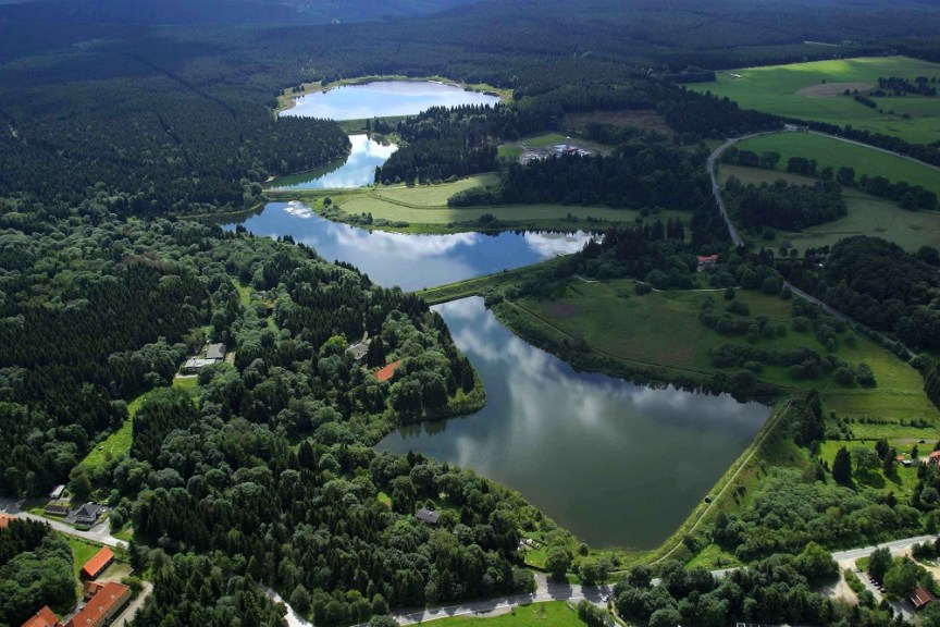 Harz historic water management system