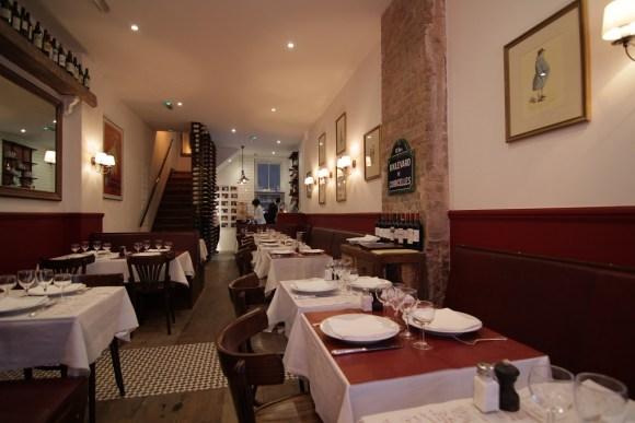 Les Gourmet Des Ternes Knightsbridge Interior 3