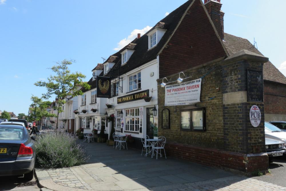Faversham The Phoenix Tavern