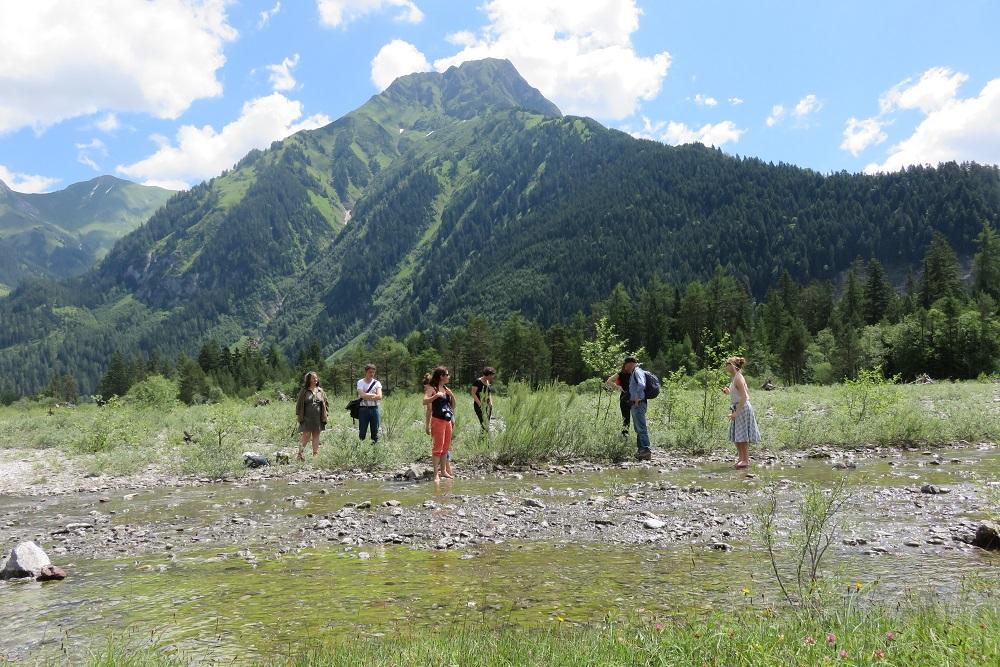 Tirol Rive Lech Nature Park