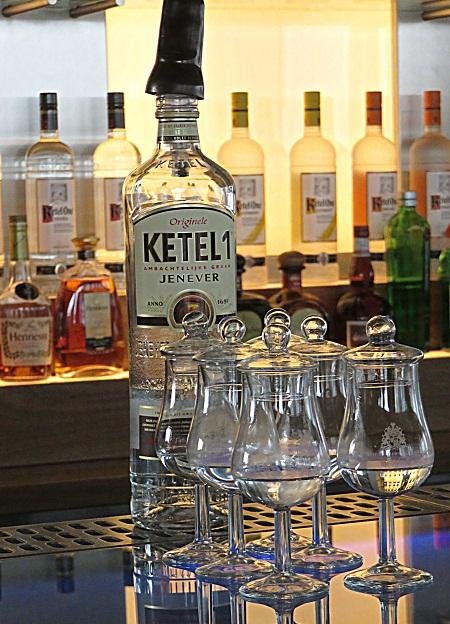 5. Schiedam Nolet tasting