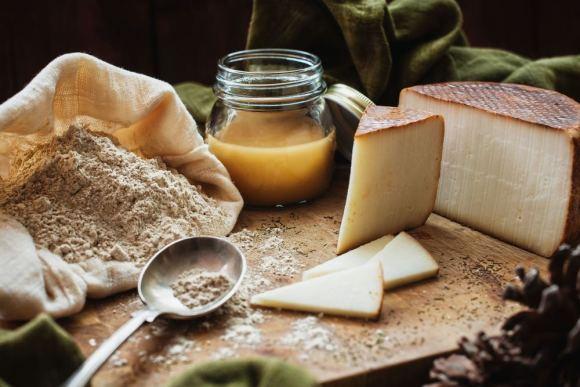 gastronomia queso miel gofio adeje JQN1406 alta
