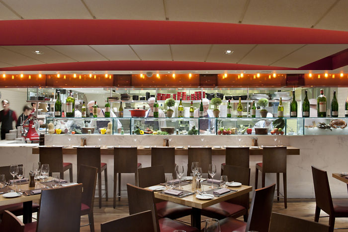 london restaurant bar boulud kitchen 1