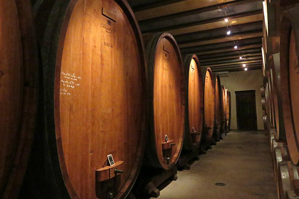 5b Vilmart Oak barrels