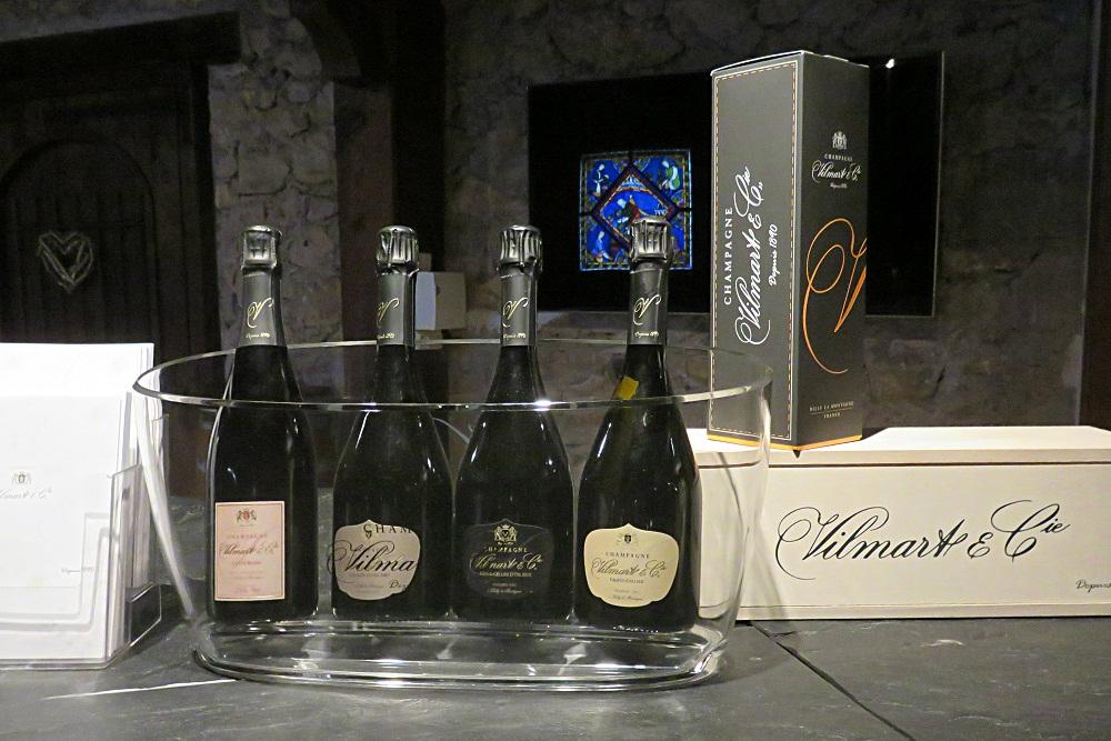 5c. Vilmart . Champagne