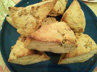 Olsen recipes scones